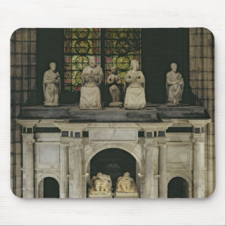 The Tomb of Francois I  and Claude of France Mouse Pad