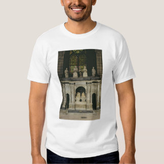 The Tomb of Francois I  and Claude of France T-shirt