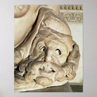 The Tomb of Giuliano de' Medici Posters