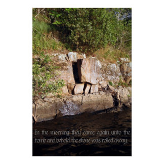 The Tomb of Jesus Poster