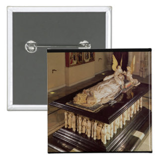 The tomb of Philip the Bold Duke of Burgundy Pins