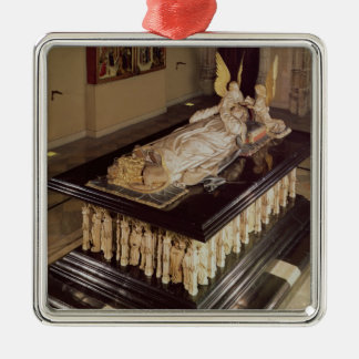 The tomb of Philip the Bold Duke of Burgundy Christmas Ornaments