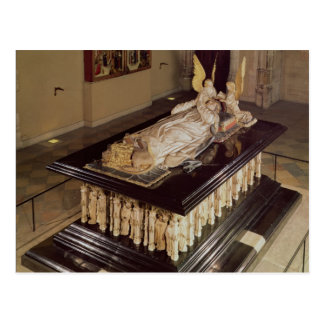 The tomb of Philip the Bold, Duke of Burgundy Postcard