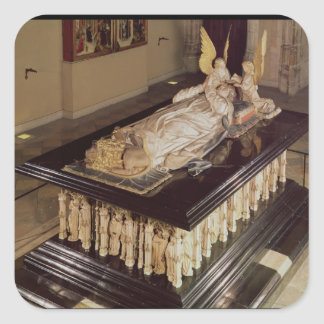 The tomb of Philip the Bold Duke of Burgundy Stickers