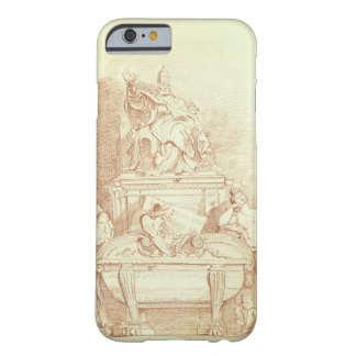The Tomb of Pope Urban VIII (1568-1644) by Gianlor Barely There iPhone 6 Case