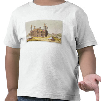 The Tomb of the Mughal emperor Akbar, from 'Le Cos T-shirt