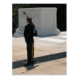 The Tomb of the Unknowns Postcard