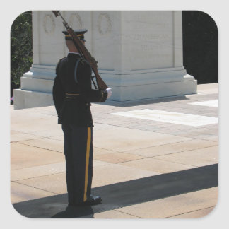 The Tomb of the Unknowns Stickers