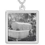 The Tomb of Tusitala Custom Necklace