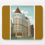 The Tombs and Criminal Court Building, NY Mousepads