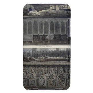 The Tombs of Queen Philippa and Queen Eleanor, pla iPod Case-Mate Case