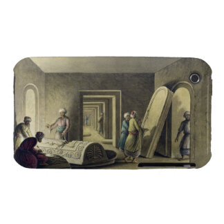 The Tombs of the Kings of Judah, Jerusalem, pub. b iPhone 3 Case-Mate Case