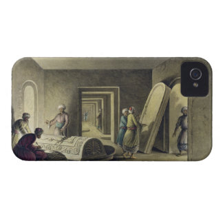 The Tombs of the Kings of Judah, Jerusalem, pub. b iPhone 4 Case-Mate Case
