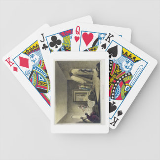 The Tombs of the Kings of Judah, Jerusalem, pub. b Bicycle Playing Cards