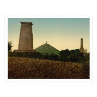 The Tombs, Waterloo, Belgium Postcard