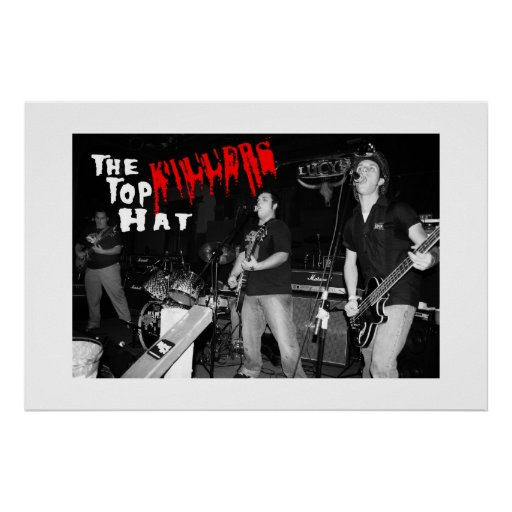 The Top Hat Killers Poster