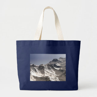 The Top of The World Tote Bags