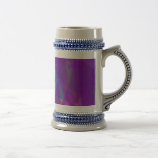 The Torch of Reality 18 Oz Beer Stein