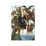 The Torment of Saint Anthony Canvas Print