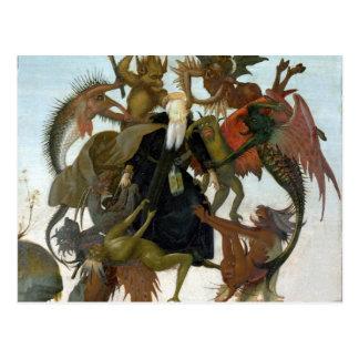 The Torment of Saint Anthony Postcard