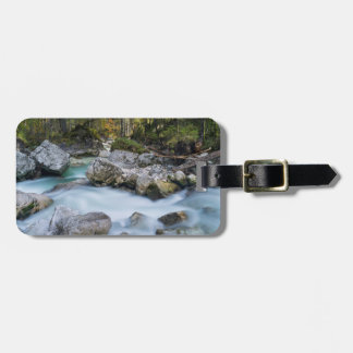 The torrent Ramsauer Ache Luggage Tag