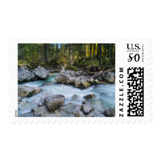 The torrent Ramsauer Ache Postage
