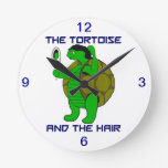 The Tortoise and the Hair Clock
