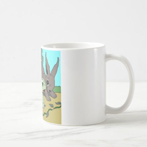 The Tortoise and the Hare Collection 1 Classic White Coffee Mug