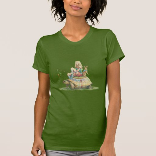 The Tortoise and the Hare Tee Shirts