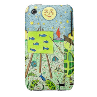 """""""The Tortoise Who Taught Us"""" by Alp Ozberker - Cas Case-Mate iPhone 3 Cases"""
