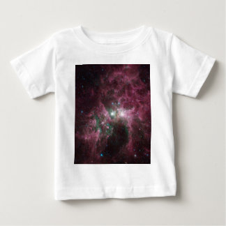 The Tortured Clouds of Eta Carinae Baby T-Shirt