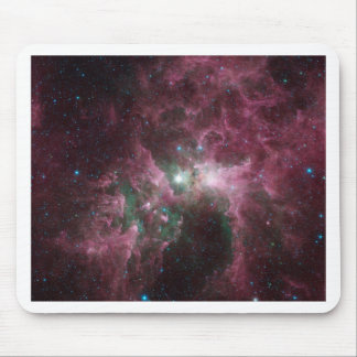 The Tortured Clouds of Eta Carinae Mouse Pad