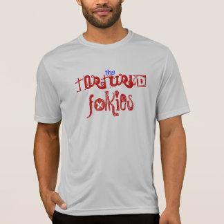 """the Tortured Folkies"" Fantasy Band Shirt"