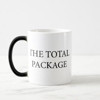 The Total Package Magic Mug
