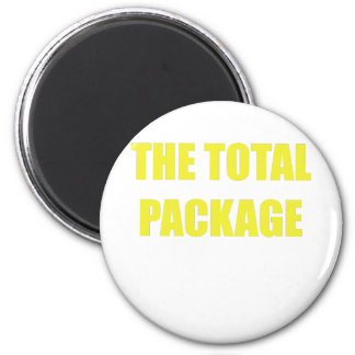 The Total Package Magnet
