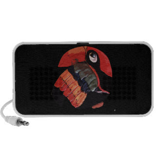 The Toucan Laptop Speakers