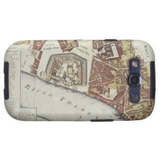 The Tower and St Catherine s for Stow s Survey Galaxy SIII Cases