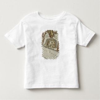 The Tower and St. Catherine's, detail of the Tower Toddler T-shirt