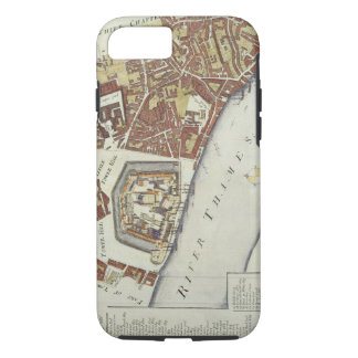 The Tower and St. Catherine's, for 'Stow's Survey iPhone 7 Case