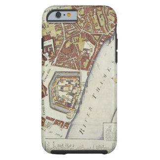 The Tower and St. Catherine's, for 'Stow's Survey Tough iPhone 6 Case