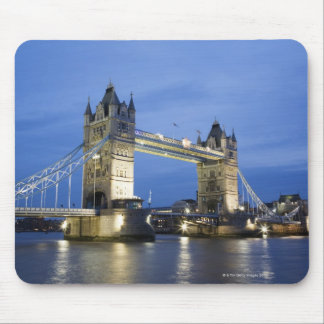 The Tower Bridge at Dusk Mouse Pad
