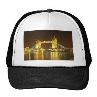 The Tower Bridge By Night Trucker Hat