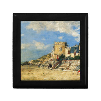 The Tower Malakoff and the Trouville Shore by Euge Gift Box