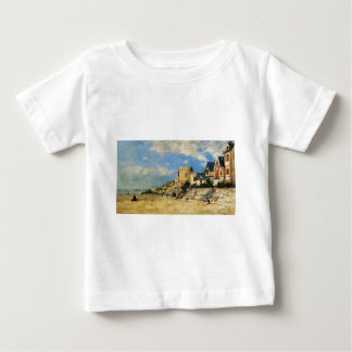 The Tower Malakoff and the Trouville Shore by Euge T Shirt