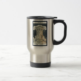The Tower 15 Oz Stainless Steel Travel Mug