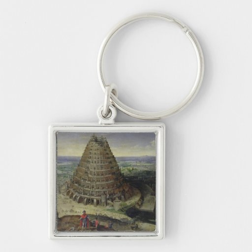 The Tower of Babel, 1594 Key Chains