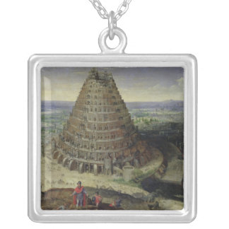 The Tower of Babel, 1594 Jewelry