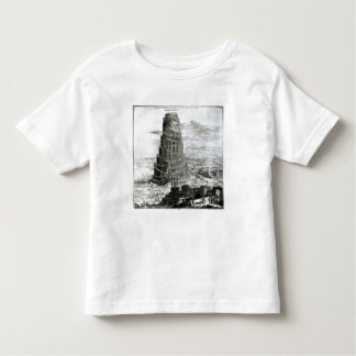 The Tower of Babel, 1679 Toddler T-shirt