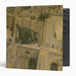 The Tower of Babel 3 Ring Binder