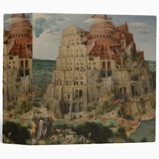 The Tower of Babel by Pieter Bruegel Binder